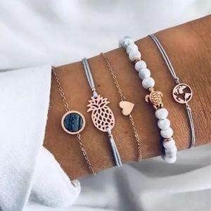 Jewelry - BACK IN STOCK!!  Tropical Bracelet Set